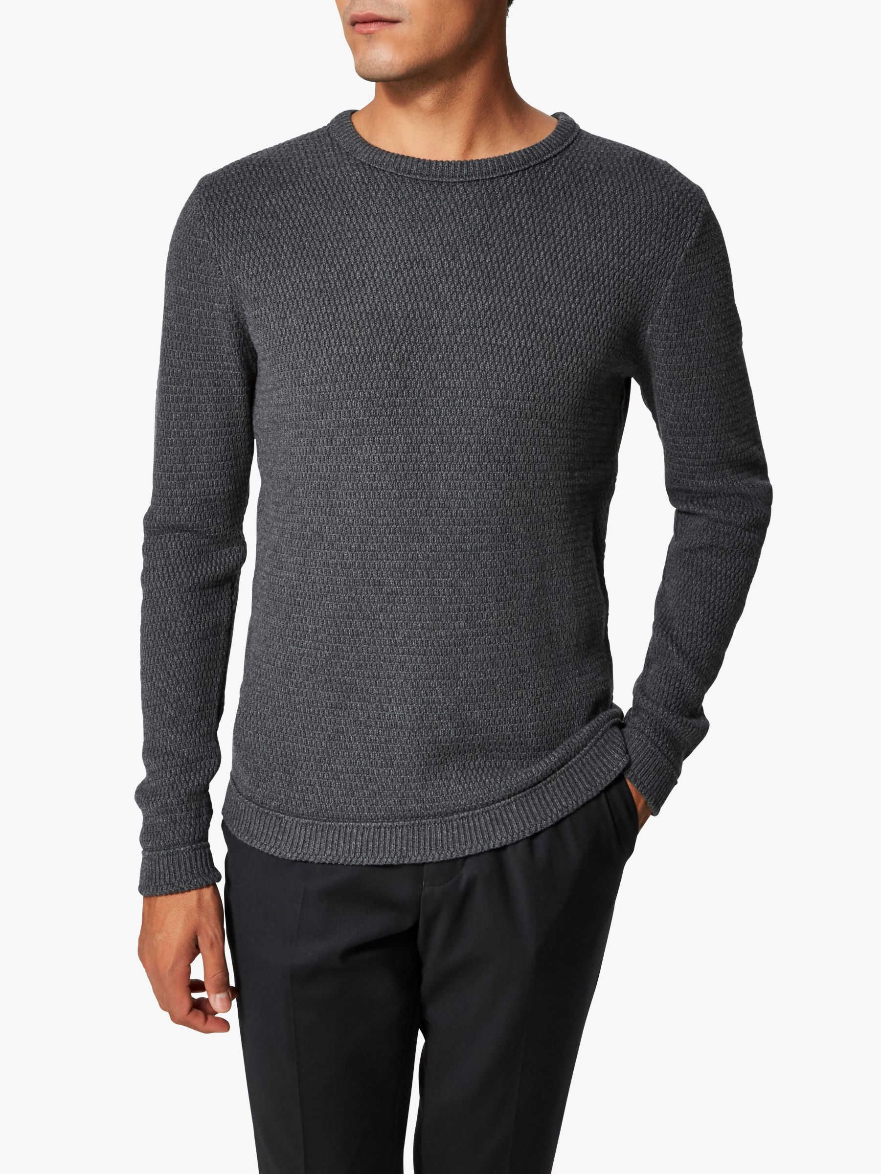Selected Homme SELECTED HOMME Organic Cotton Knitted Jumper