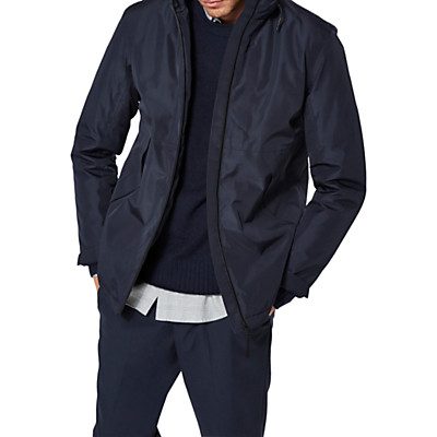 Image of Selected Homme Rob Tech Jacket, Blue