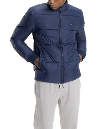 Tommy Jeans Essential Padded Jacket, Blue