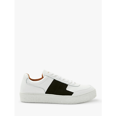 Selected Femme Slfdina Leather Trainers
