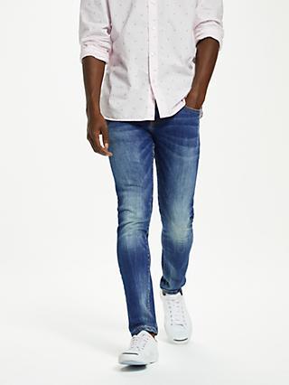8df30dbc Scotch & Soda Ralston Regular Slim Fit Jeans, Dark Blue