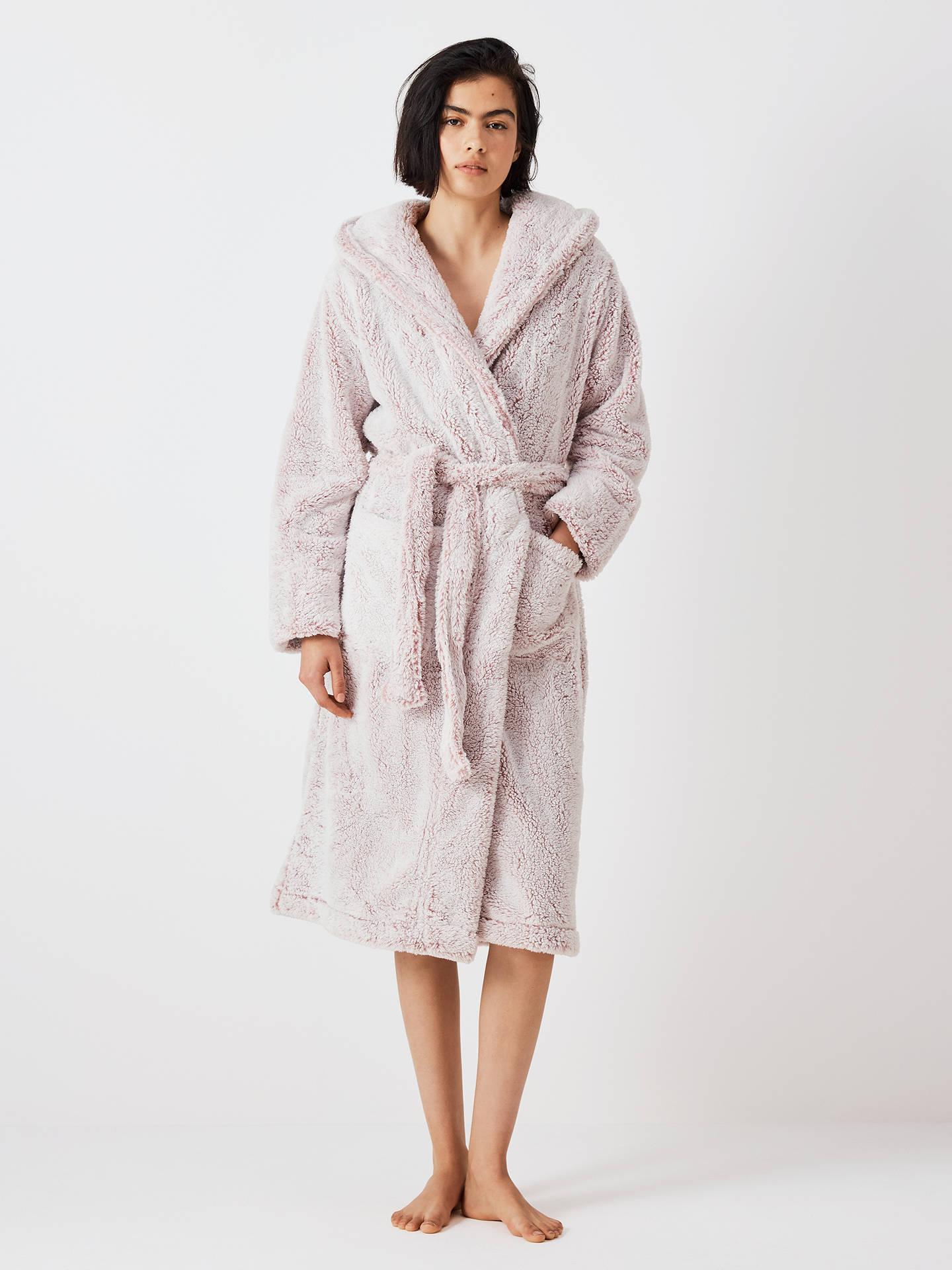 John Lewis   Partners Hi Pile Fleece Robe at John Lewis   Partners 90a82e077