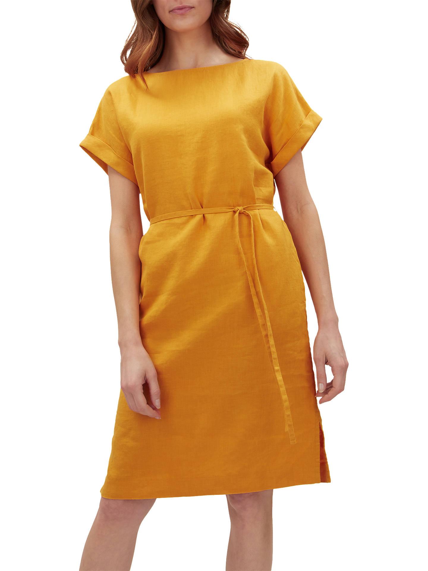 4428ed1c431 Buy Jaeger Belted Linen Dress