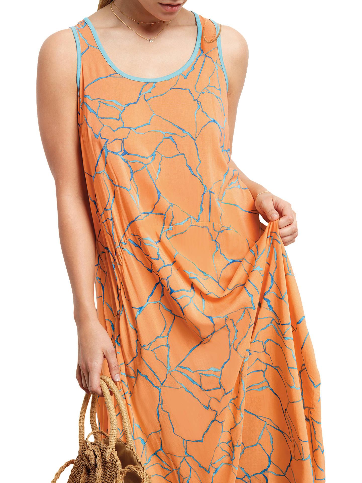 6c87919498 ... Buy hush Marble Panel Maxi Dress