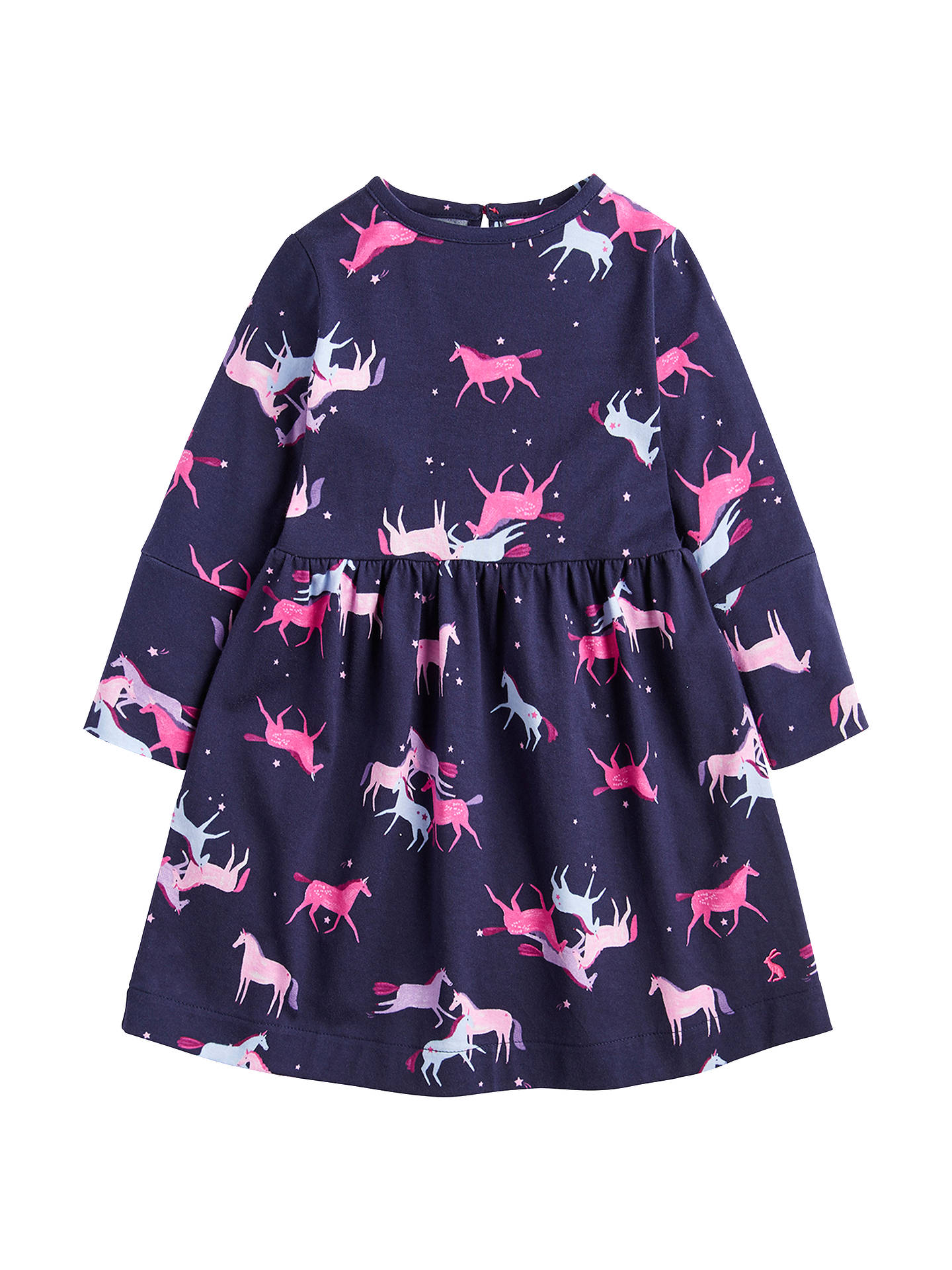 BuyLittle Joule Girls  Alina Long Sleeve Unicorn Dress 1ed99d1f5