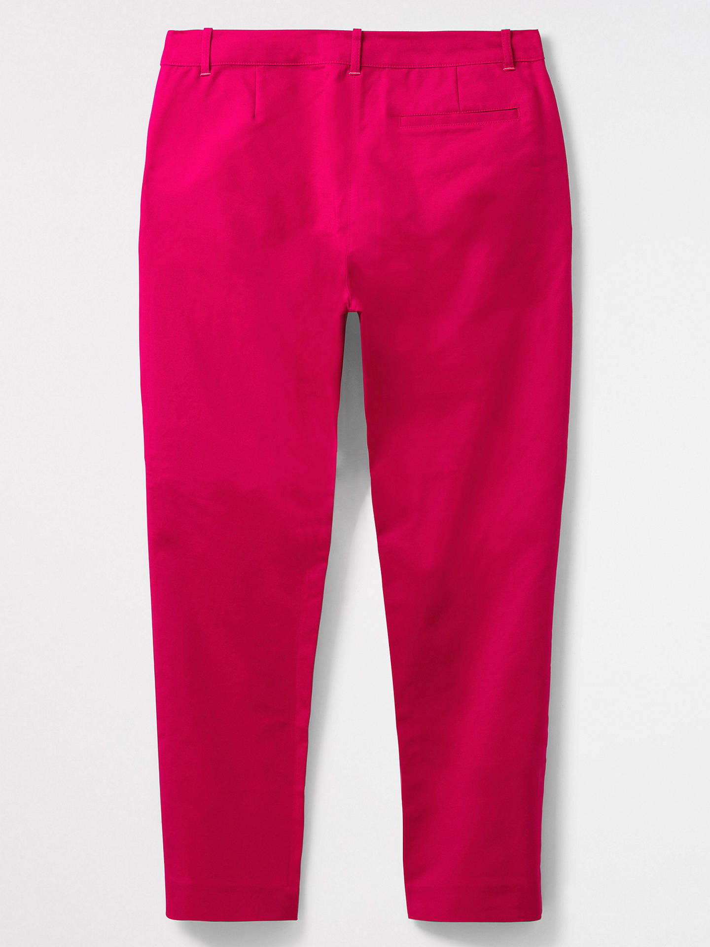 BuyWhite Stuff Norfolk Tailored Trousers, Pink, 8 Online at johnlewis.com
