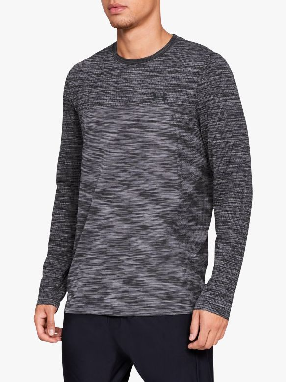 c44b4548 Under Armour Vanish Seamless Long Sleeve Training Top at John Lewis &  Partners