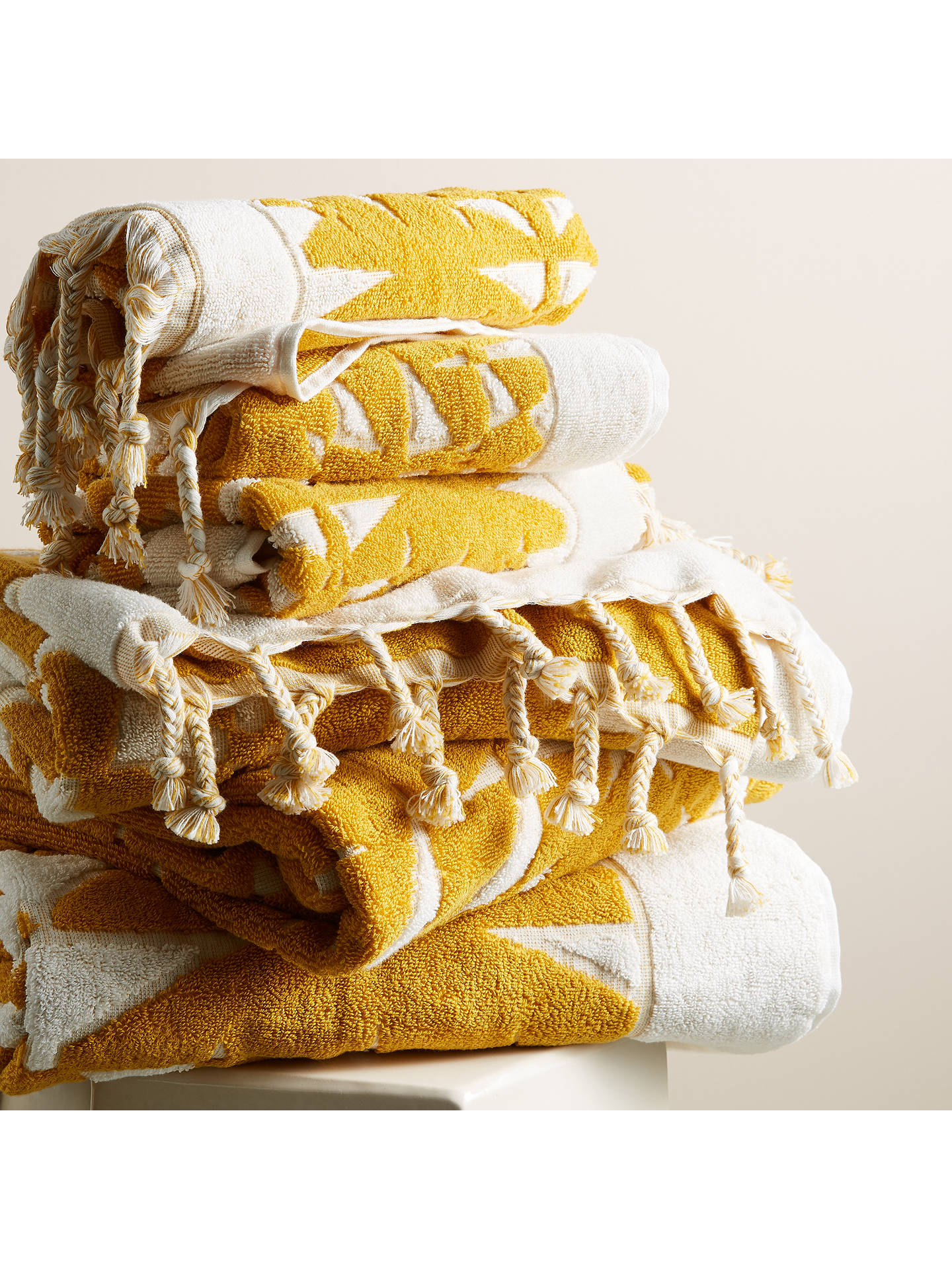 Buy Anthropologie Brewer Hand Towel Online at johnlewis.com