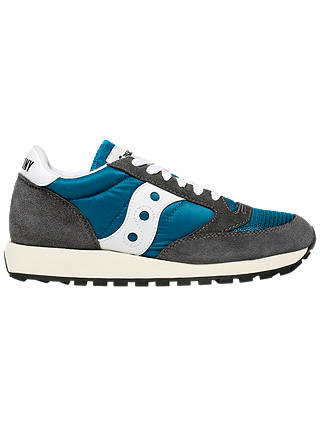 Buy Saucony Jazz Original Vintage Men's Trainers, Cas/Tea, 8 Online at johnlewis.com