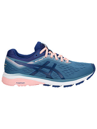 Buy ASICS GT-1000 7 Women's Running Shoes, Blue Bell/Black, 8 Online at johnlewis.com