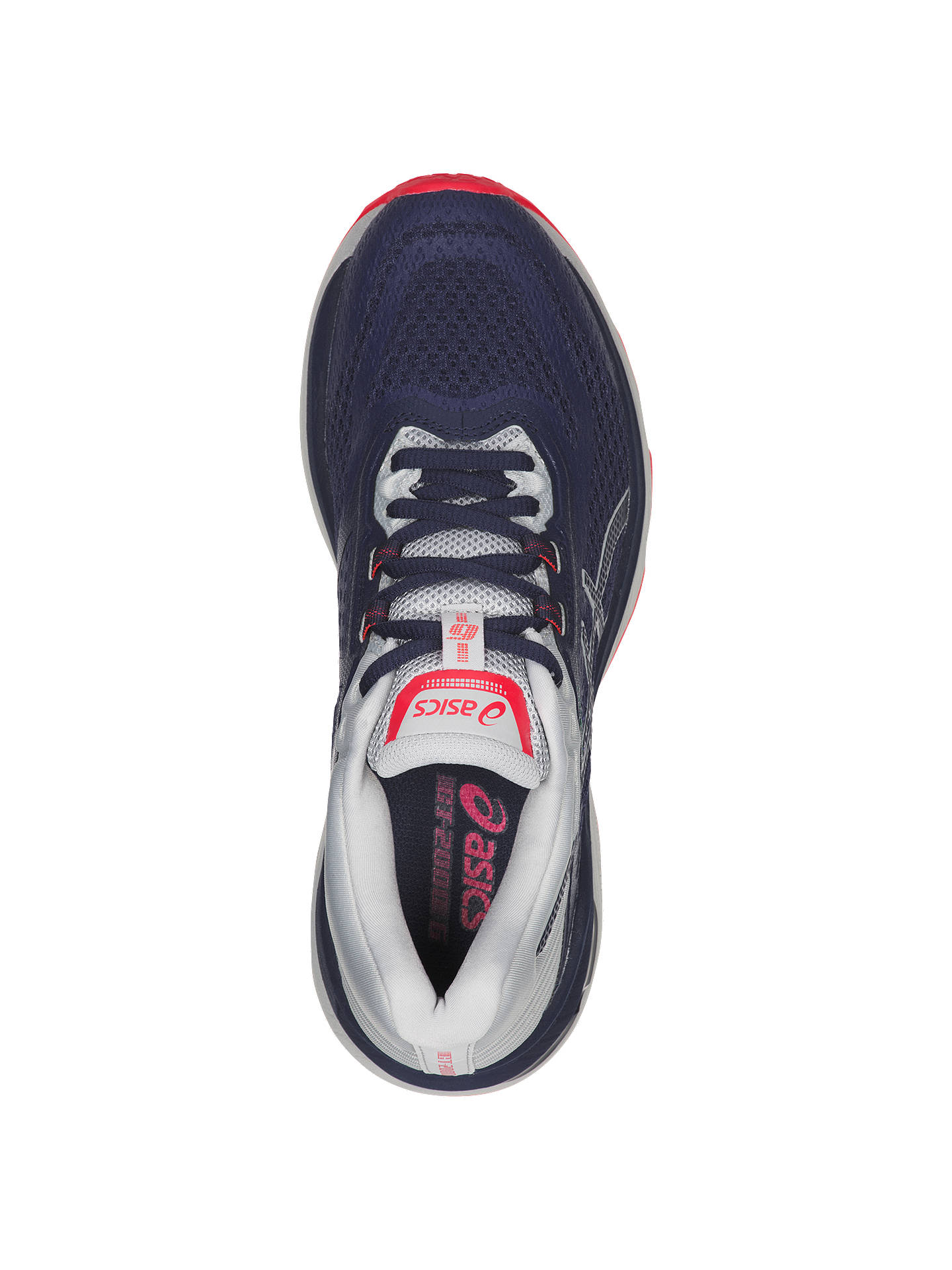 BuyASICS GT-2000 Trail Plasmaguard 6 Women's Running Shoes, Blue, 4 Online at johnlewis.com