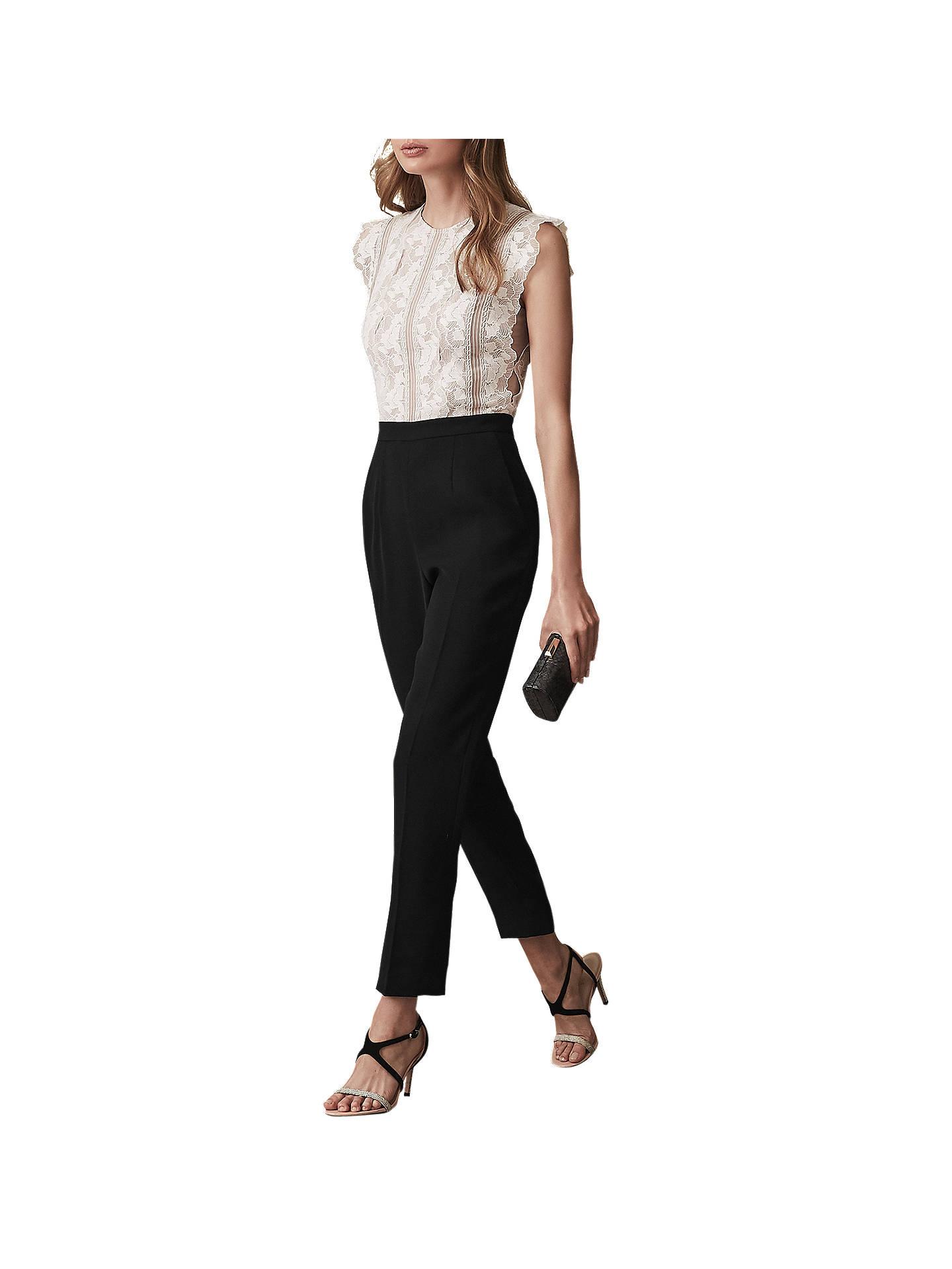 3436dab1a8a ... Buy Reiss Suzy Lace Jumpsuit