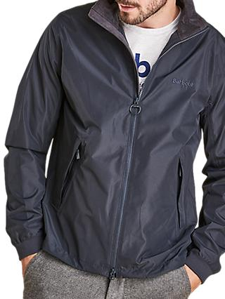 Barbour Admirality Waterproof Jacket, Navy
