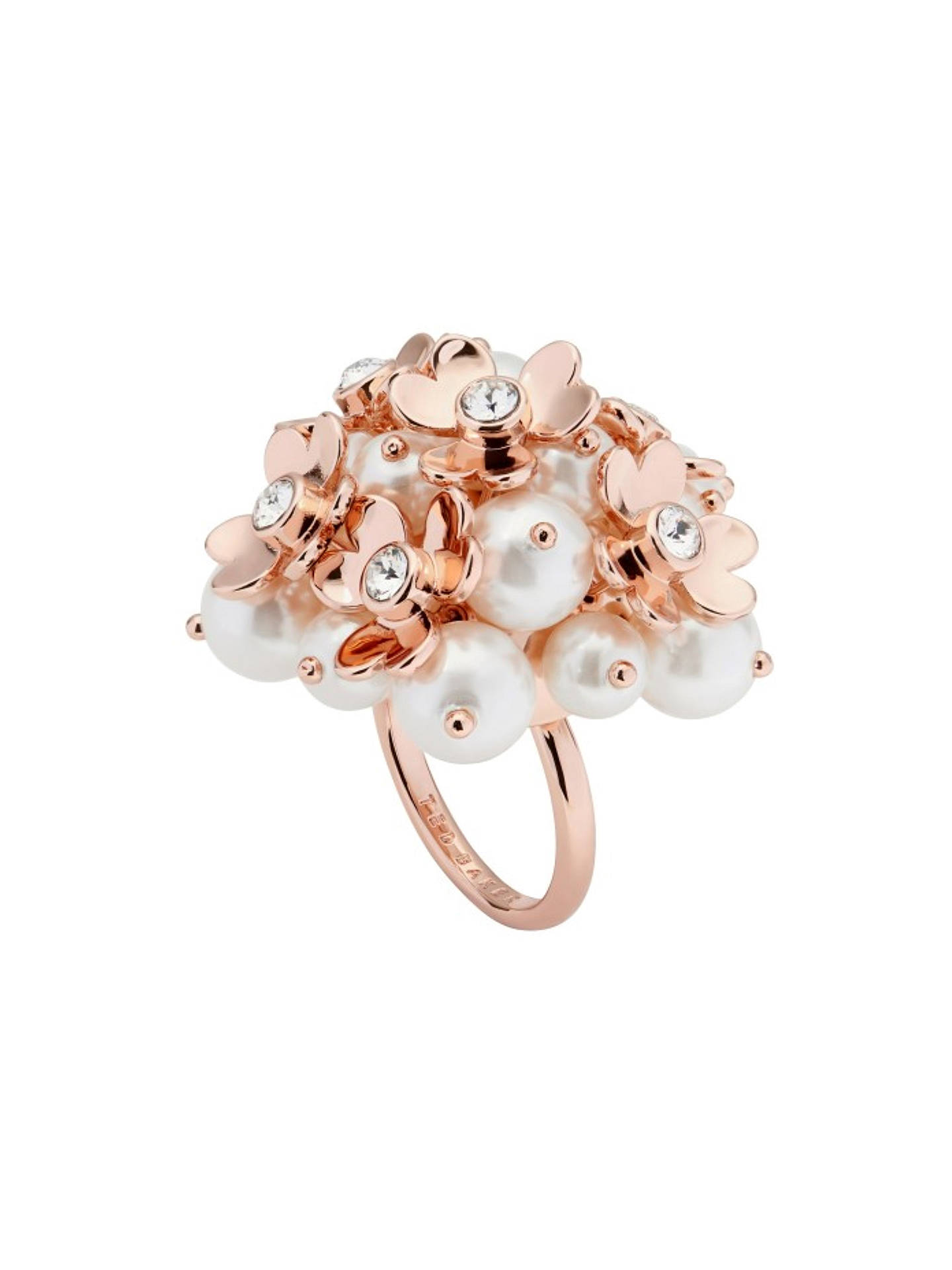 Ted Baker Blossom Ring At John Lewis Amp Partners