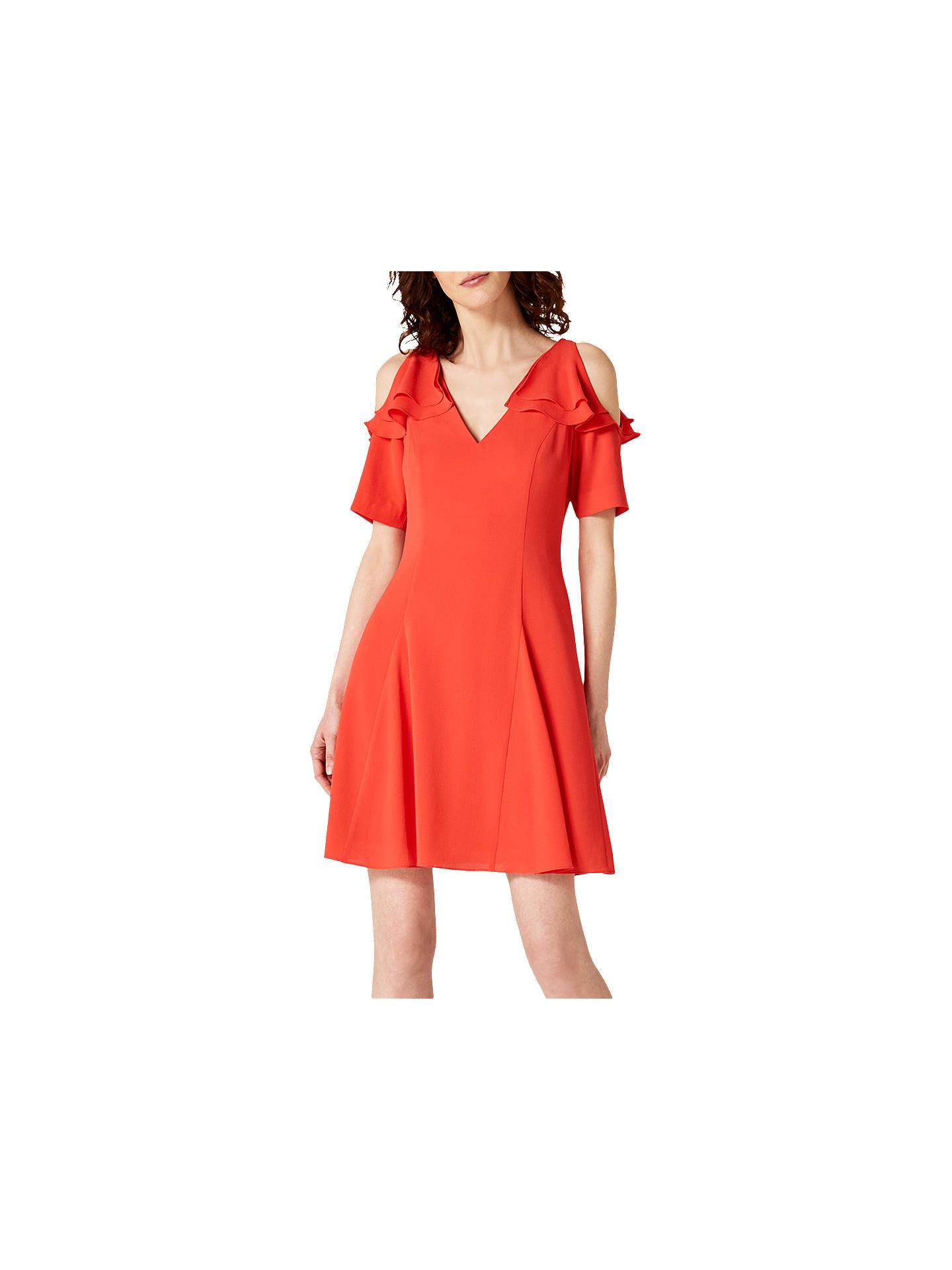 62863f060dd Buy Damsel in a Dress Juna Ruffle Cold Shoulder Dress