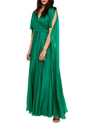 Phase Eight Arwen Silk Drape Gown