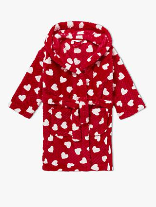 Girls\' Dressing Gowns | Girls Nightwear | John Lewis & Partners