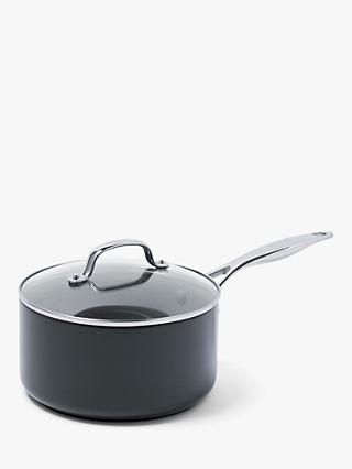 GreenPan Venice Pro Extra Ceramic Non-Stick Saucepan with Lid