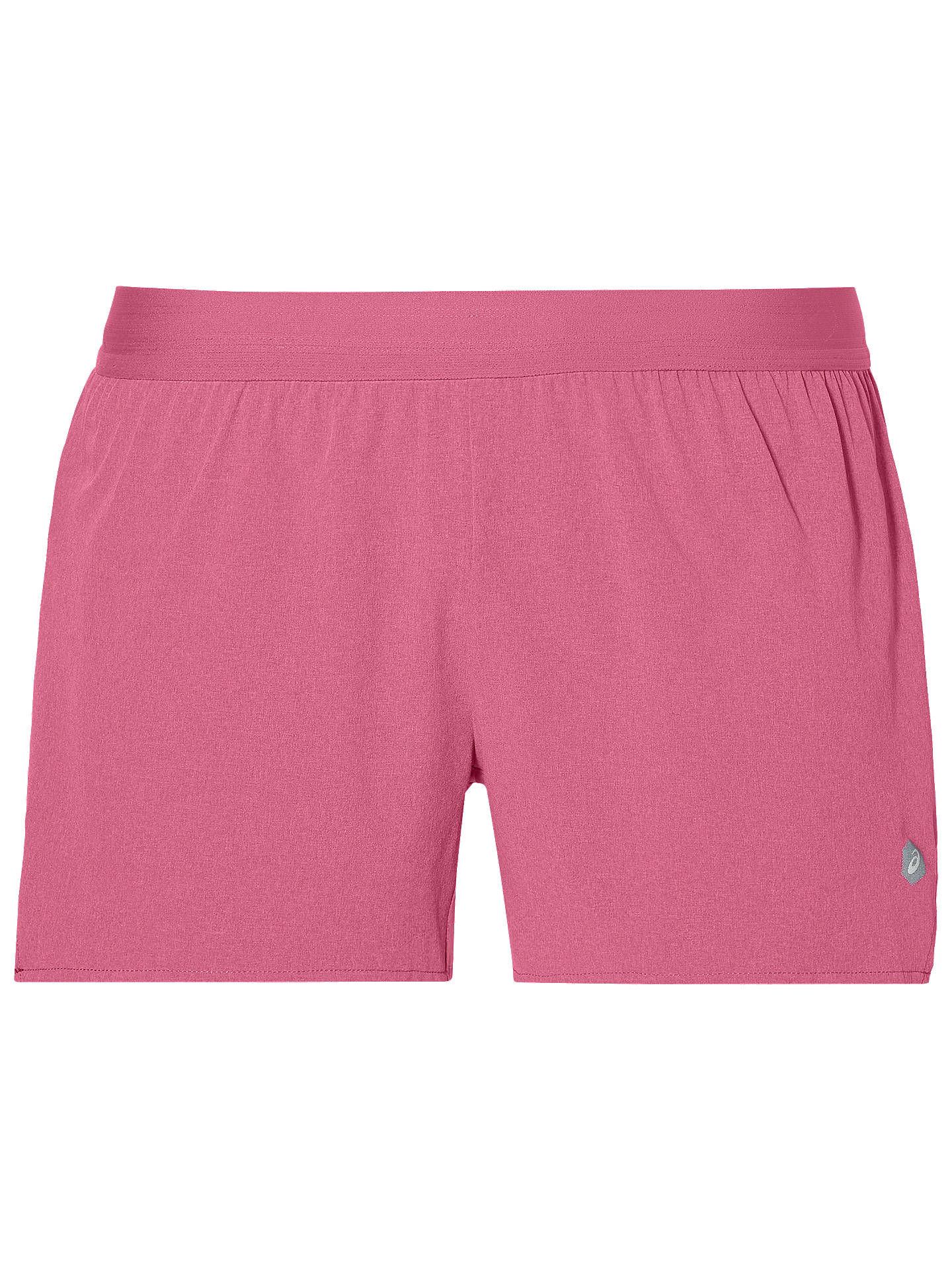 Buy ASICS 2-in-1 Running Shorts, Pixel Pink Heather, S Online at johnlewis.com