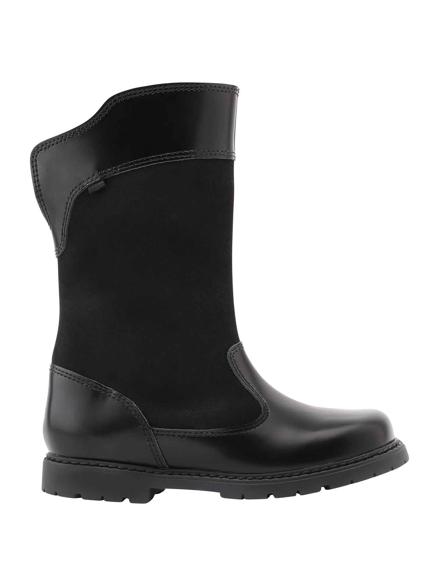 BuyStart-Rite Pre School Parade Boots, Black, 8F Jnr Online at johnlewis.com