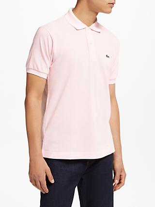 256a1652b8 Lacoste L.12.12 Classic Regular Fit Short Sleeve Polo Shirt
