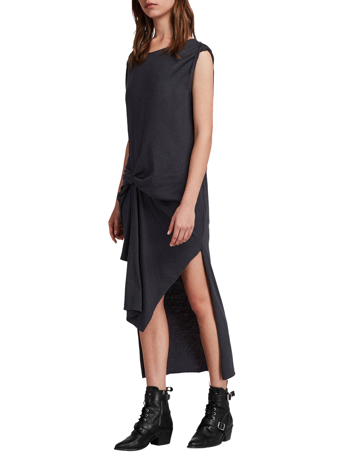 e0654f656fa2 AllSaints Riviera Ida Dress at John Lewis   Partners