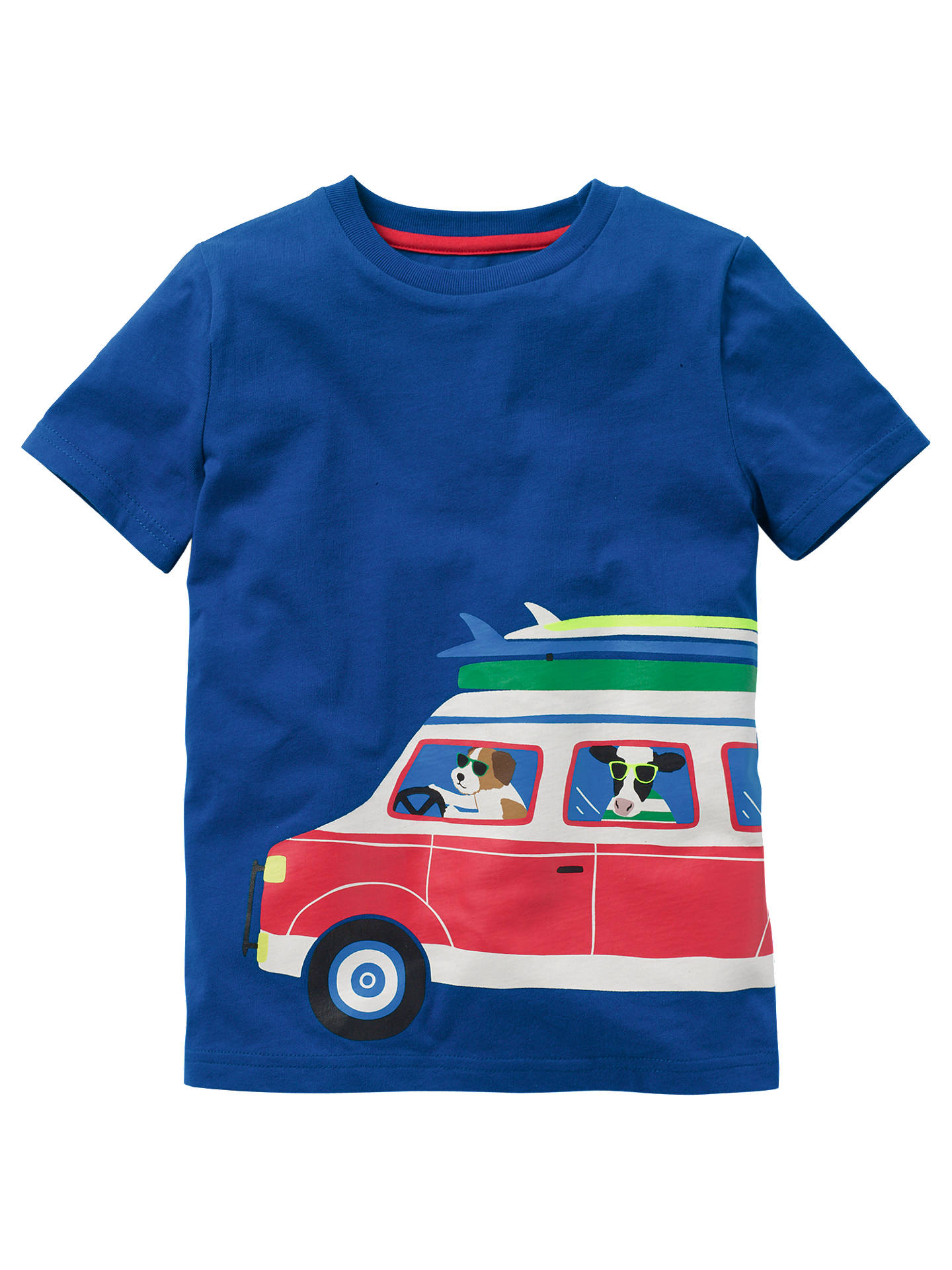 5974842f0 Mini Boden Boys  Surf Van T-Shirt