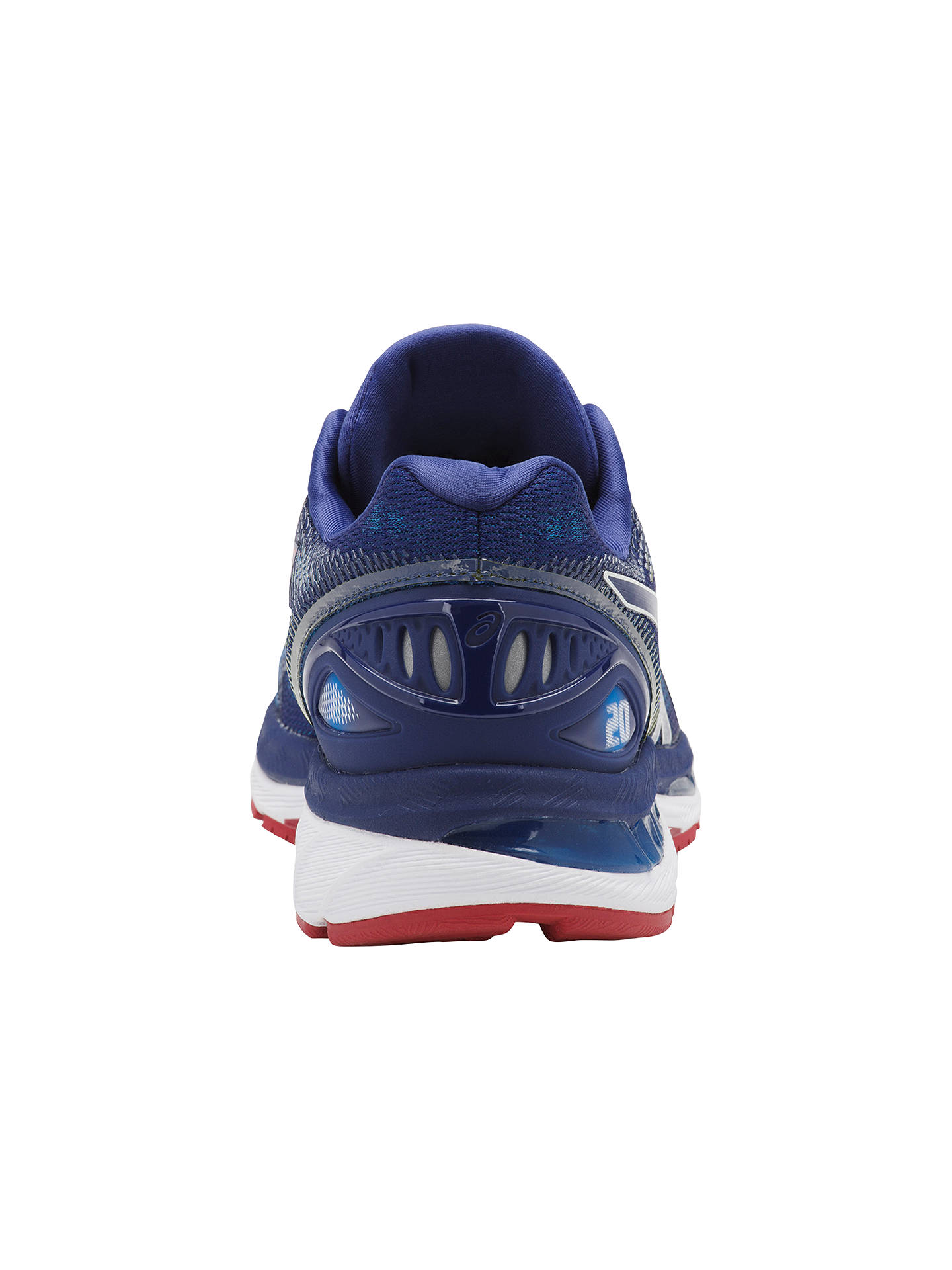 Gel Running Shoes Blue 20 At Printrace Men's Asics Nimbus 7w7g4