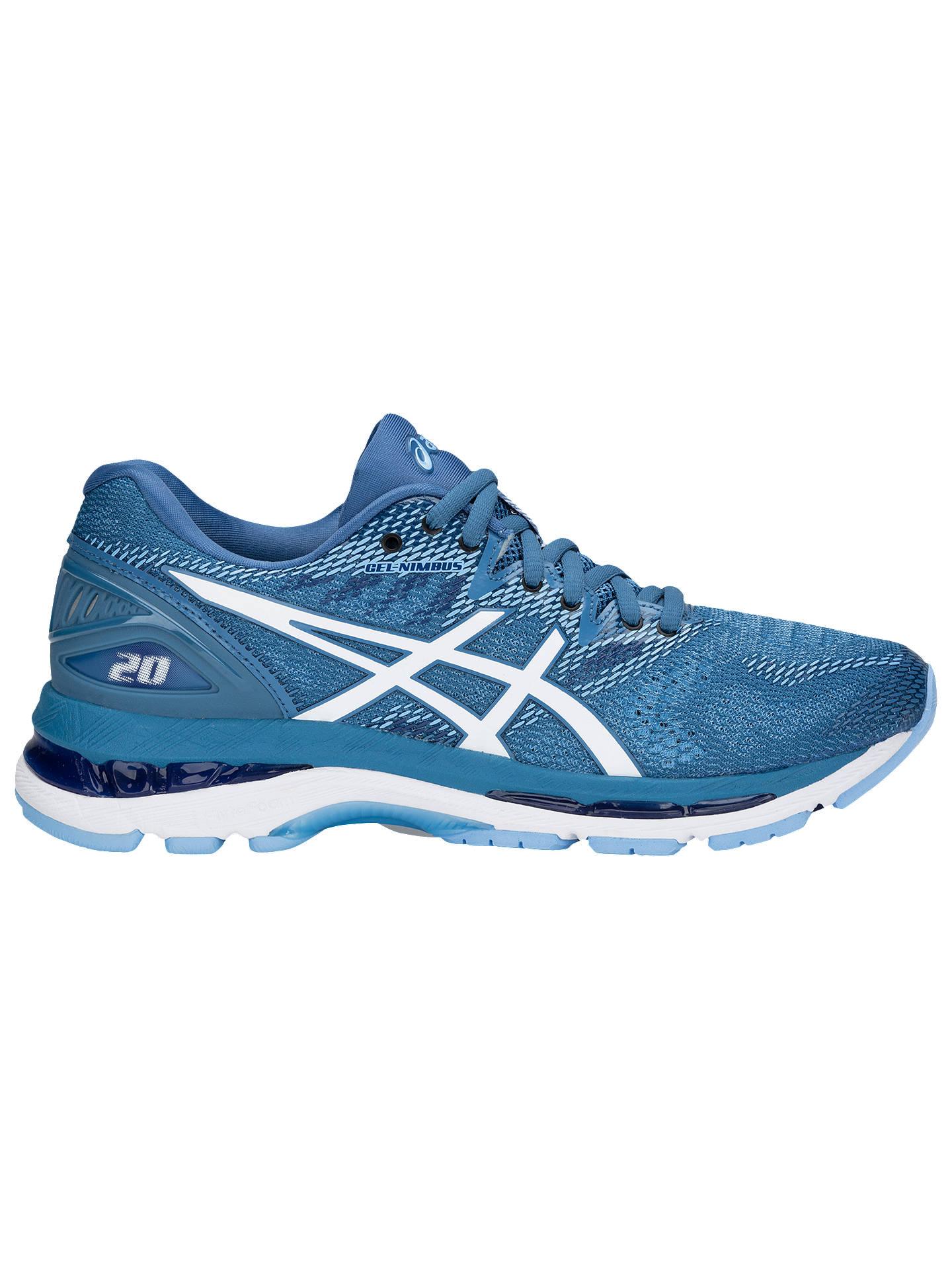 58a46c45c03 ASICS GEL-NIMBUS 20 Women s Running Shoes at John Lewis   Partners