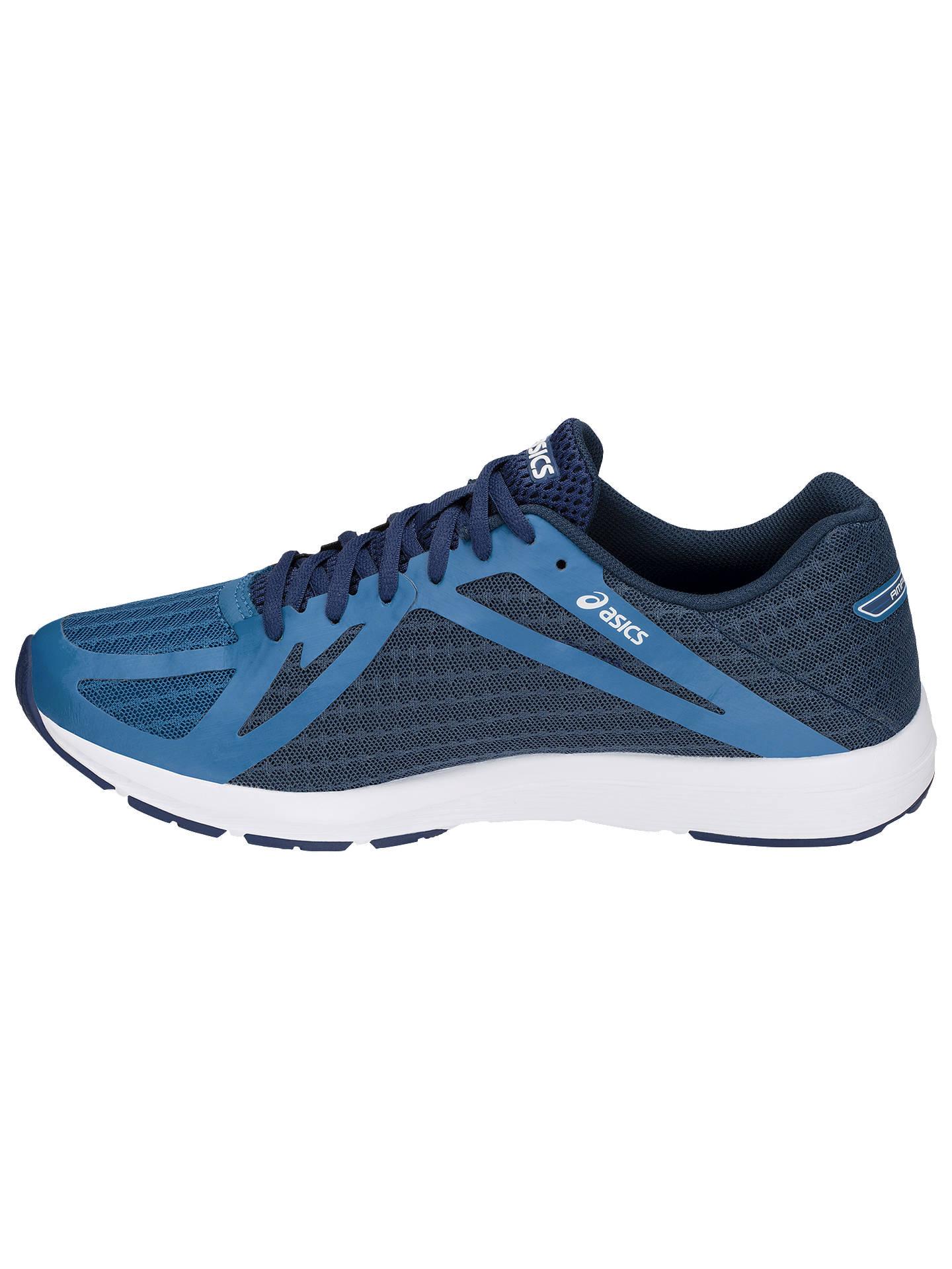 BuyASICS Amplica Men's Running Shoes, Race Blue/Deep Ocean, 7 Online at johnlewis.com