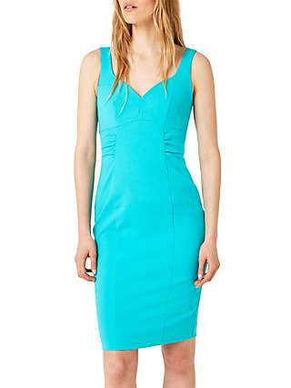 Damsel in a Dress Alicia Mini Dress, Turquoise