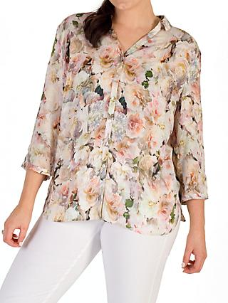 Chesca Floral Shirt, Multi