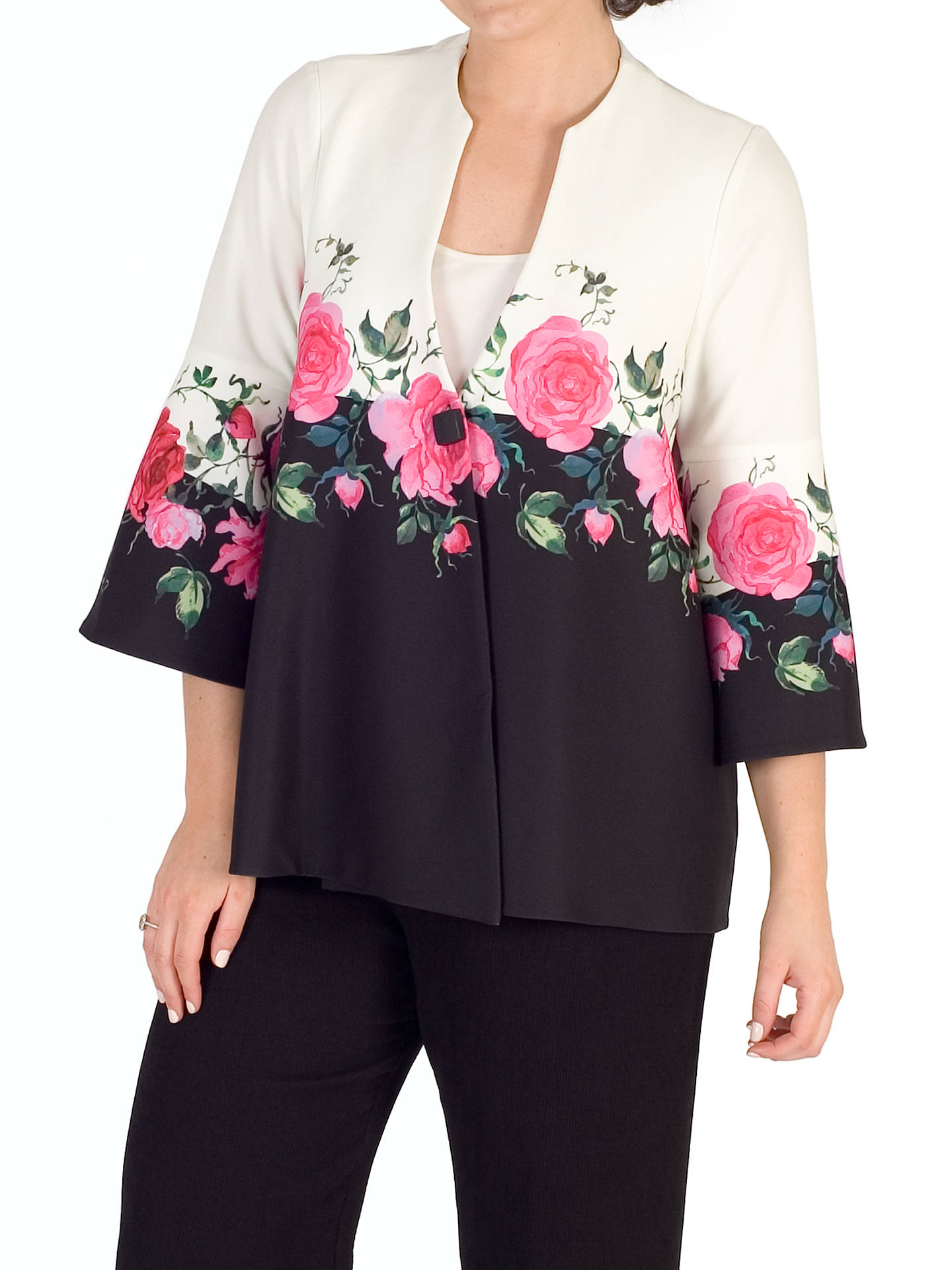 BuyChesca Rose Jacket, Multi, 12-14 Online at johnlewis.com