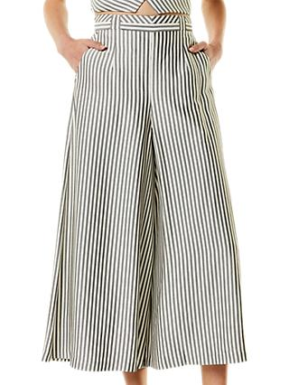 Karen Millen Striped Trousers, Multi