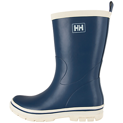 Helly Hansen Midsund Women's Wellington Boots, Tech Navy/Off White