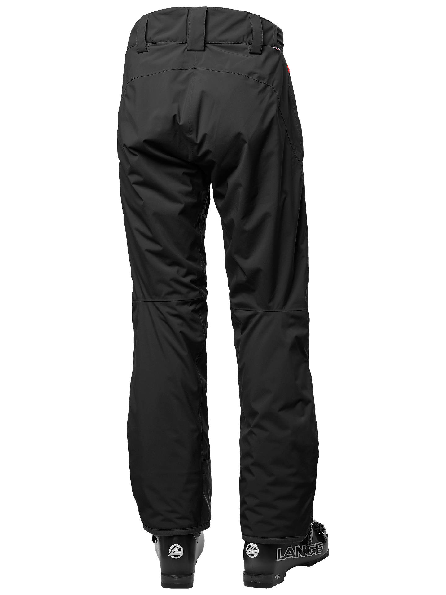 870e317f9c6 Helly Hansen Velocity Insulated Men's Ski Pants, Black at John Lewis ...