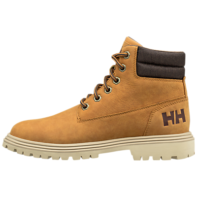Helly Hansen Fremont Leather Women's Boots, Honey Wheat/Beluga/Pal