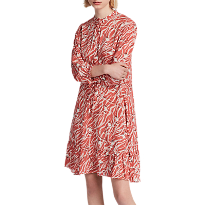 AllSaints Alise Kazuno Dress, Red
