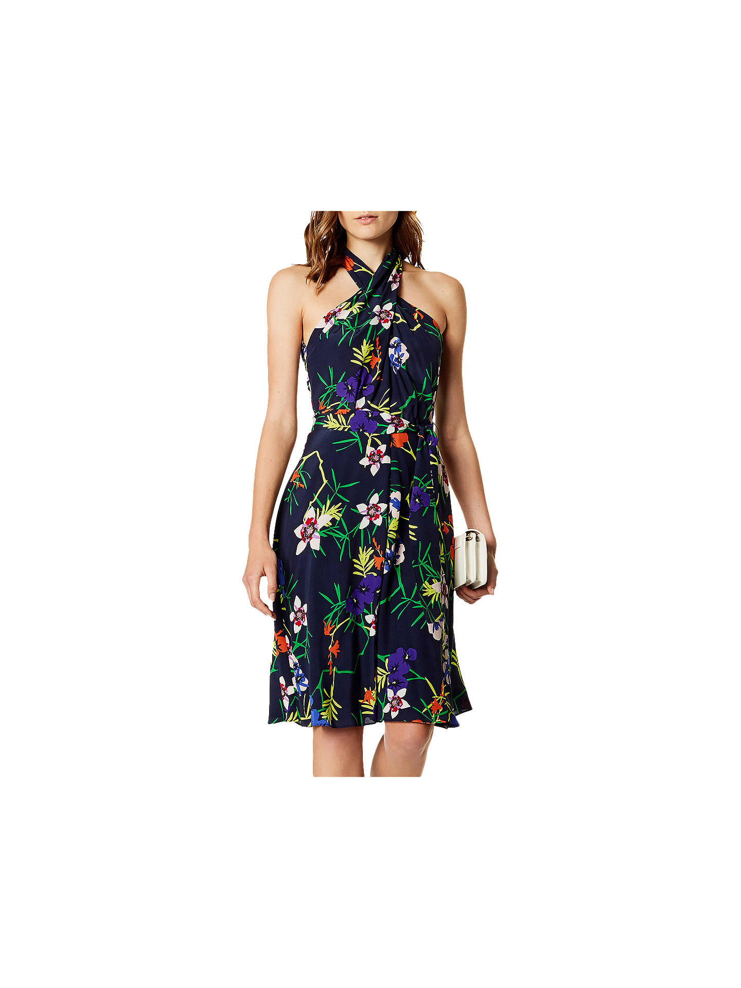 316f54ecc1 ... Buy Karen Millen Fresh Floral Silk Dress