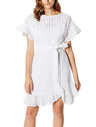 Cotton White Dress