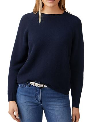 Pure Collection Cashmere Lofty Jumper