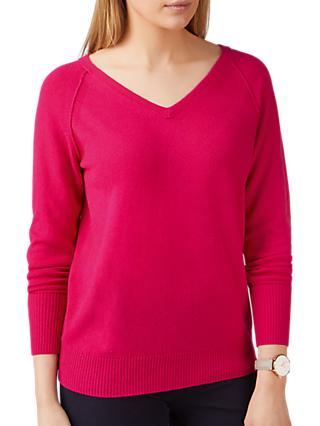 Pure Collection Toccato Raglan Jumper