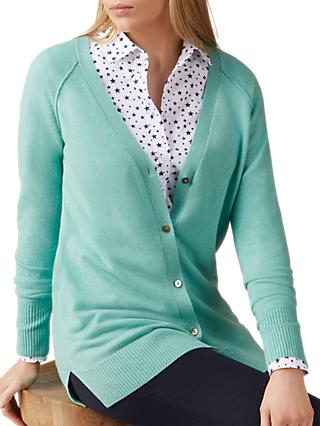 Pure Collection Raglan Sleeve Cardigan