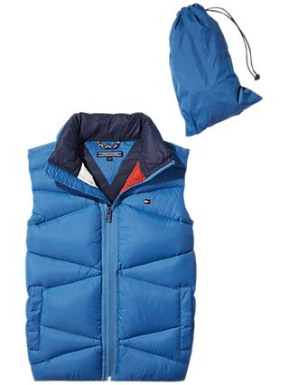 Tommy Hilfiger Boys' Pack Away Gilet