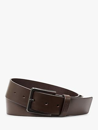 HUGO by Hugo Boss Gionio Leather Belt f989c0b27bb7