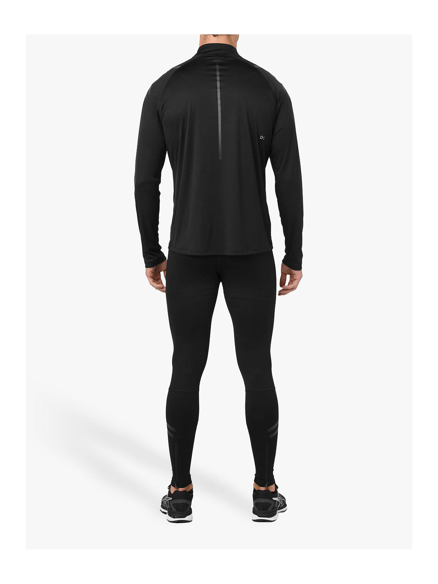 Buy ASICS Icon Running Tights, Performance Black, S Online at johnlewis.com