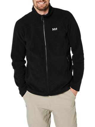 Helly Hansen Daybreaker Full-Zip Men's Fleece Jacket, Black