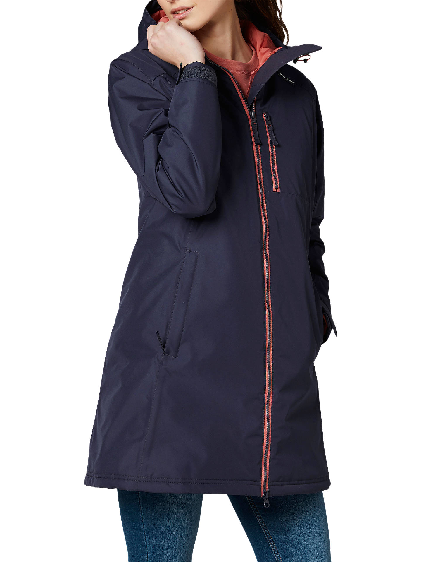 f708eceda42f Buy Helly Hansen Long Belfast Women s Waterproof Insulated Jacket