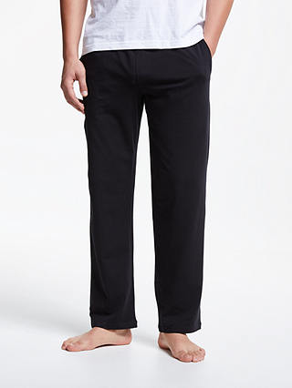 Buy BOSS ID Lounge Pants, Black, XL Online at johnlewis.com