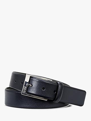 HUGO by Hugo Boss Gellot Embossed Leather Belt